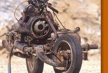 Épített motorok