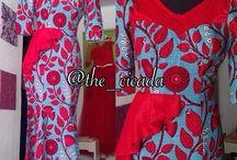 African fashion, bespoke! / Bespoke tailored dresses by Nigerian designer  TheCicaeda IG: @the_cicada
