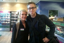Celebs in store