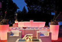 Lounge Seating / Ideas and Inspiration for Lounge Seating Areas for Corporate and Social Events