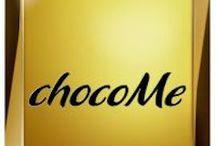Scopri chocoMe / Tutto ciò che riguarda il dolcissimo mondo delle creazioni chocoMe