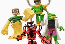 New Minimates forthcoming-Deadly Foes of Spider-Man Marvel Minimates Box Set