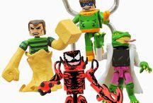 New Minimates forthcoming-Deadly Foes of Spider-Man Marvel Minimates Box Set