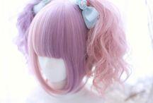 Unit 310 Anime wigs