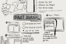 Bullet planner
