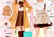 model gyaru  ✦✧* ✧✦✧* ✧ / ギャルファッション