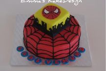 Super hero Cake tutorials