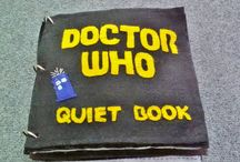 Doctor Who patterns to buy