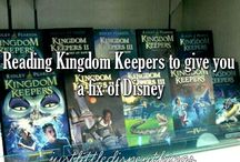 Kingdom Keepers! / The best book series ever! Anyone who likes Disney needs to read these books!