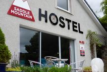 Saddle Mountain Hostel / Inside and outside our hostel / by Saddle Mountain Hostel