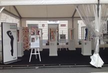Wystawa Historii Rajstop by Gatta na Warsaw Fashion Street / #Exhibition #history #tights #fashion #warsaw #gatta