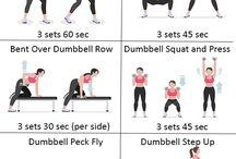 exercices-bras et épaules