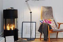 Fireplaces - Kamiinat