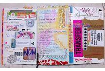 Sketchbook Journeys / by Gloria Ulloa
