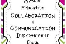 Special Education - Preschool / by Kaytie Kelm