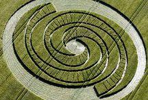 Cropcircles / Graancirkels