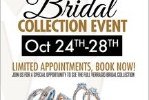Verragio Bridal Collection / Oshawa Jewellery is having a  Bridal Event  October 24th - 28th