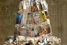 Vestidos / De papel