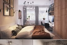 Inspirations : Apartment