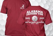 Golf National Champions Gear