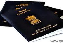 New or Re-issue of Passport