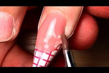 How to do gel nail