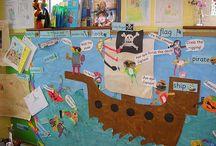 School: Thema piraten