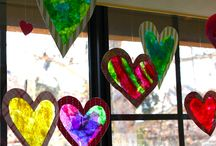 Valentines activities / by Becki Alsup