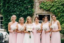 Wedding Colour- Pale Pink / Such an elegant, soft and ethereal colour, it's a beautiful choice for a wedding theme. From the palest of tones to yummy marshmallow pink, this colour theme has plenty of variation to suit your taste.
