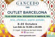 Outlet Gancedo / Mercadillo de Gancedo, con descuentos de hasta el 70%!!!