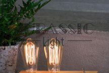 Luminaire vintage Jurassic-Light