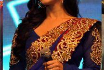 Sunny Leone Bollywood Replica Saree