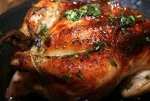 All About Roasting Chicken / If I could, I would roast a chicken every day.  It's the ultimate comfort meal for me.
