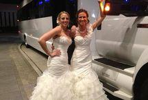 Same Sex Weddings /  Action Limo NJ supports LGBT same sex weddings NJ