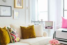Decoració i espais i ambients / decoració, mobles, espais que m'agraden