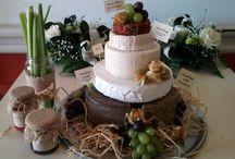 Wedding Cheese Cakes / Wedding Cheese Cakes