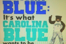 Bleed blue / by Johnnida Caldwell