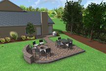 Our 3D software designs / These are projects we have come up with and are able to build for clients