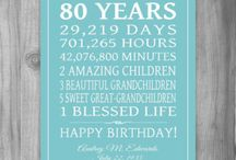 80 years old