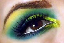 Make up eye brasil
