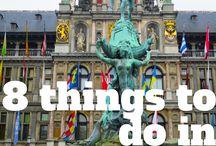 Belgium things to do