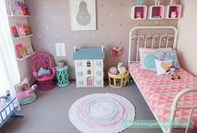 Josie's Big Girl Room