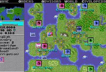 Strategy Games / Various Strategy games that I have researched, analysed and compared for Unit 3.