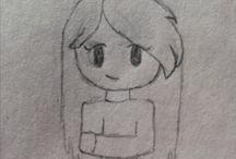 Mijn eigen tekeningen