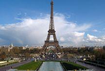 cestování - Francie