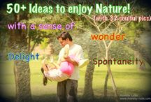 KIDS ☆  Connecting Kids with Nature