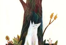 Illustration - Matt Forsythe / by Laurie Keller