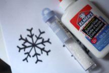 Hot glue#crayon✏️
