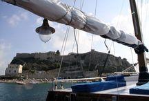 Italia, Isole Tremiti / Arcipelago comprendente quattro isole importanti