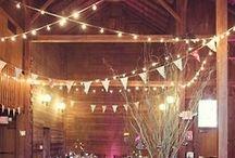 Osvětlení svatby